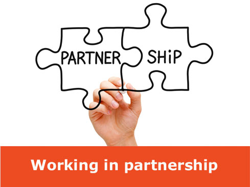 Working in partnership